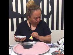 Artebella Sizde Yapabilirsiniz Seramik Setleri Cananım Tabak Çalışması - YouTube