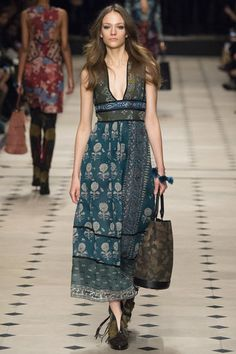 Burberry Prorsum, London Fashion Week, Herbst-/Wintermode 2015/16