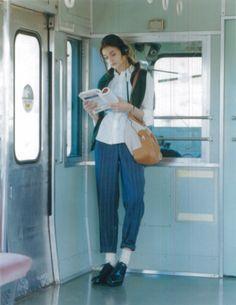 Travel Through Train Rides