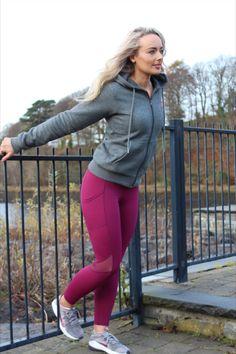 Non-transparent, supersoft, sweatproof Pink Workout, Sports Leggings, Sporty, Fitness, Pants, Style, Fashion, Gymnastics, Stylus