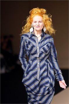 Vivienne Westwood | Evoluer Image Consultants | www.evoluerconsultants.com