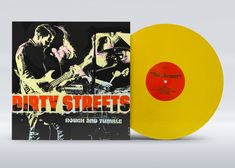 "THE DIRTY STREETS' NEW ALBUM ""Rough and Tumble"" is AVAILABLE NOW VIA OUR MAIL-ORDER! 