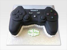 Birthday Cake For Boyfriend Love Ideas Awesome 62 Ideas Cupcakes, Cupcake Cakes, Bolo Xbox, Ps4 Cake, Playstation Cake, Computer Cake, Birthday Cake For Boyfriend, Video Game Cakes, Bakery Cakes