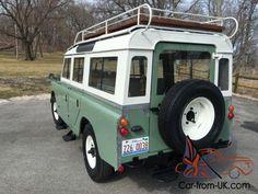 1965 Land Rover Defender