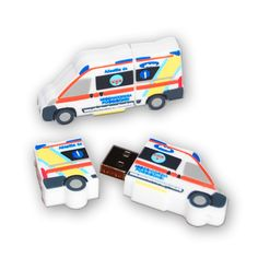 USB IN GOMMA 3D