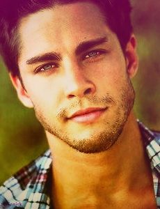 We all know how much I LOVE Johnny Depp but seriously I think I might find Dean Geyer to be even sexier than him.