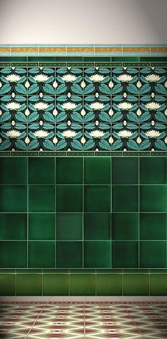 Die 191 Besten Bilder Von Art Nouveau Bathroom In 2019 Art Nouveau