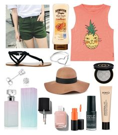 """""""pinecatple"""" by falloutbananaa ❤ liked on Polyvore featuring Billabong, Sole Society, Calvin Klein, Chanel, MAC Cosmetics, Gucci, Amanda Rose Collection, Jordan Askill and Reiss"""