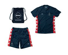 F.C.Real Bristol. | PRODUCT | STAR TRAINING S/S TOP & SHORTS