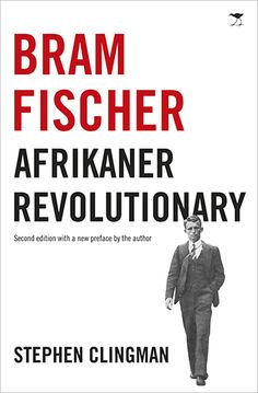 Bram Fischer: Afrikaner Revolutionary  By Stephen Clingman  In 1964 Bram Fischer led the defence of Nelson Mandela in the Rivonia Trial. In 1966 Fischer was himself sentenced to life imprisonment in South Africa for his political activities against the policies of apartheid.