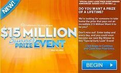 Free Online Sweepstakes & Contests | PCH.com love pch dreams do come true im in it to win it