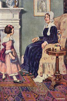 Jane Eyre Monro S. Charlotte Bronte Jane Eyre, 19th Century England, Bronte Sisters, Fiction, Classic Literature, Jane Austen, Vintage Books, Fashion History, Illustrator