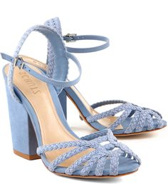 LIGHT BLUE | Schutz