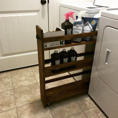 """Excellent """"laundry room storage diy small"""" detail is offered on our website. Check it out and you wont be sorry you did. Small Space Laundry Room Storage, Small Laundry Rooms, Laundry Storage, Laundry Room Organization, Laundry Room Design, Storage Room, Diy Storage, Storage Shelves, Hidden Storage"""