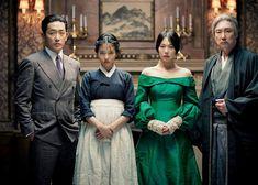 Park Chan-Wook's The Handmaiden is Cannes' breakout Korean Gothic lesbian revenge thriller.