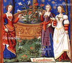 Wonderful article @ his story, her story: Tudor Women United: Birth, Misogyny and Female Space.