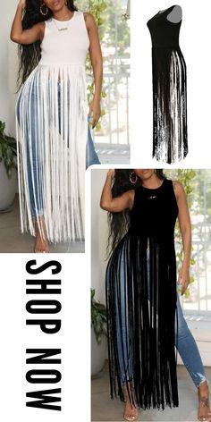 Fashions Women S Blouson Halter Crochet Dress Referral: 7557100734 Curvy Girl Fashion, Plus Size Fashion, Womens Fashion, Cute Swag Outfits, Chic Outfits, The Bikini, Wholesale Clothing, Size Clothing, Dress To Impress