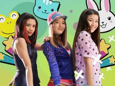 Browse all Nickelodeon TV shows. Nickelodeon Girls, Nickelodeon Shows, Smart Girls, Cute Girls, Best Tv Shows, Favorite Tv Shows, The Thundermans, Cartoon Pics, Girl Cartoon
