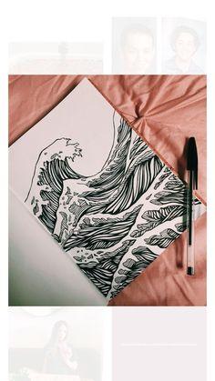 Drawing Ideas Deep Meanings Uploaded to Simple Drawings 30+ Illus Views 2020 Çizim