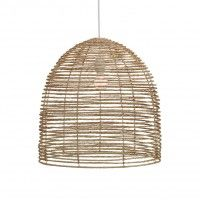 Our casual take on a formal chandelier, we use natural strands of jute twisted and wrapped around a collapsible three tier metal frame. Comes with a UL approved socket and soft cord single bulb pendant kit. Maximum wattage is Dimensions: x x Jute, metal Chandelier Design, Chandelier, Decor, Hanging Pendants, Organic Modern, Selamat Designs, Coastal Decor, Ceiling Lights, Light Fixtures