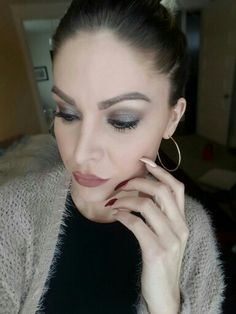 Effortless makeup @iamdanielleclyde