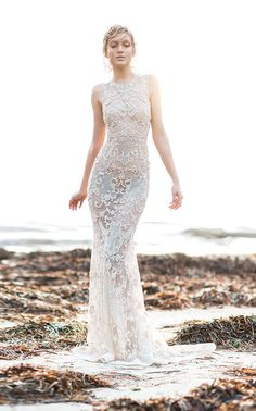 runwayandbeauty:  Paolo Sebastian Haute Couture Spring/Summer 2015.