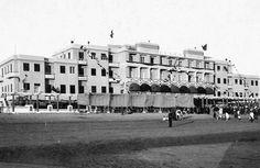 Hotel de lujo en la Playa de la Victoria