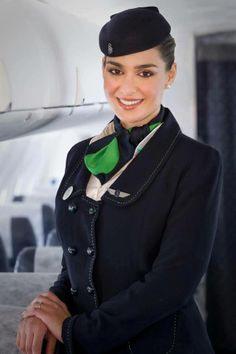 Cabin crew, Olympic Air, Greece