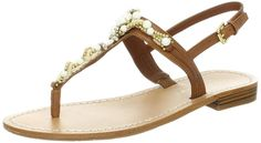 Ivanka Trump Women's Pauline Sandal *** Special  product just for you. See it now! : Women's Flats Sandals