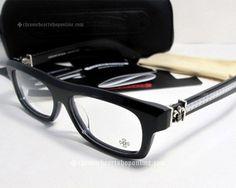 c166399c97 Chrome Hearts Fashion T-Nuc Black Full Rim Eyeglasses Sale