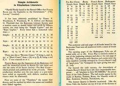 Numerology.