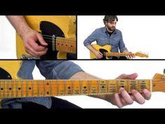 50 Country Masters Licks - #40  - Guitar Lesson - Jason Loughlin