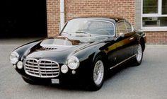 1953 Maserati 2000 Frua