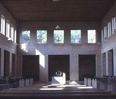 bossche school, kloosterkerk sint benedictusberg, architect dom. hans van der laan, www.kunstkring-haaksbergen.nl (klik voor groter)