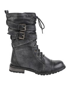 If we all wore these boots...I think we would live forever.