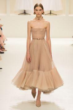 fashion show Christian Dior Haute Couture - fashion