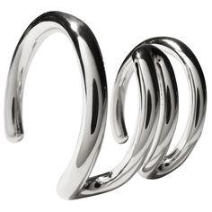 Balenciaga bracelet, $745, 212-206-0872.    - HarpersBAZAAR.com