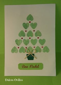 Dulces Ovillos: Felicitación de Navidad - Christmas greeting