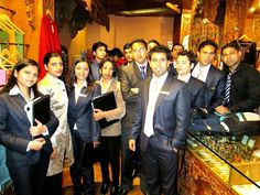 INLEADers of Event Management January 2013 batch visiting Kingdom of Dreams, Gurgaon as a part of their Industry Visit.   https://www.facebook.com/inlead.india