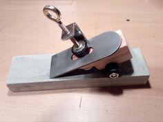 DIY hand plane blade honing gizmo! Diy Woodworking, Plane, Joy, Fancy, Bride, Wedding Bride, Woodworking, Bridal, Aircraft
