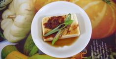 The Modern VEGETARIAN - Recipes: Silken Tofu with Spicy Soy Sauce