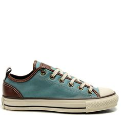 Chuck Taylor All Star, Miller, green, Low, Canvas, 120770