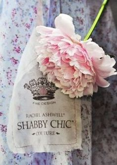 Rachel Ashwell Shabby Chic Couture accents