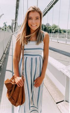 Button Through Self Belt Stripe Cami Dress Button Through Self Belt Stripe Cami Dress Spring Summer Fashion, Spring Outfits, Spring Style, Divas, Moda Vintage, Outfit Goals, Outfit Ideas, Passion For Fashion, Dress To Impress
