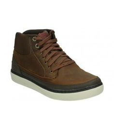 SKECHERS 64817-BRN Skechers, High Tops, High Top Sneakers, Urban, Shoes, Fashion, Slippers, Over Knee Socks, Moda