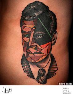 Pietro Sedda Tattoo | Milan tattrx.com/artists/pietro-sedda tumblr: pietrosedda