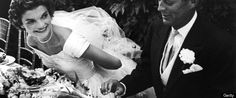 Sixty years ago today, Massachusetts Senator John F. Kennedy, the future 35th president of the United States, married Jacqueline Bouvier in a stunning Newport, Rhode Island affair. The nuptials were national news; after all, both Jack -- as he was often called -- and Jackie came from wealthy, influential families.