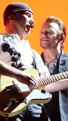 Edge and Bono the Joshua Tree Tour 2017 photo by U2 Music, Rock Music, U2 Show, The Edge U2, Running To Stand Still, U2 Live, Paul Hewson, Larry Mullen Jr, Bono U2