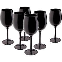 Conjunto de Taças Hercules para Vinho 6 Peças 310ml