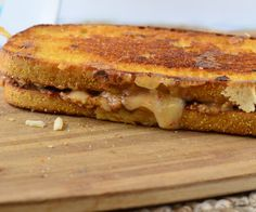 Vegan Walnut, Sun Dried Tomato & Basil Grilled Cheese Sandwich - May I Have That Recipe